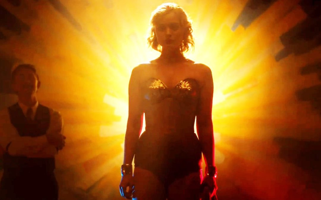 'Professor Marston and the Wonder Women'